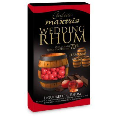 Confetti MAXTRIS LIQUORELLI AL RHUM 500 gr
