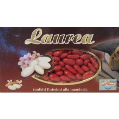 Confetti di Mandorla Spagnola36  SPOSA NOVELLA ROSSO