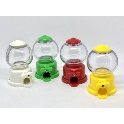 1 PZ Distributore di caramelle colorato 9.5x5.5 cm BOMBONIERA