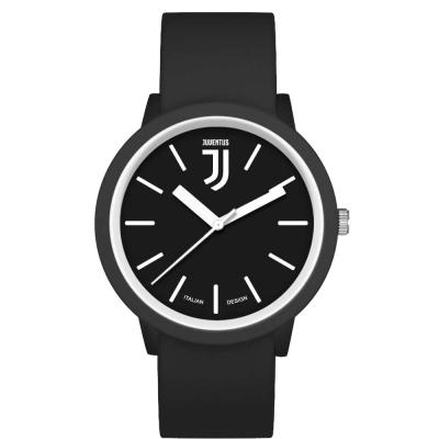 Orologio da polso originale JUVENTUS 39 mm NERO logo superiore