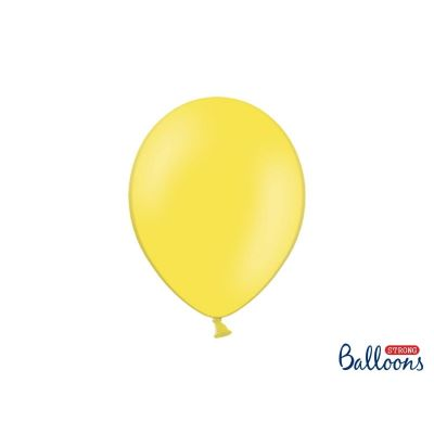 50 pezzi palloncini PALLONCINO LATTICE 27 CM color GIALLO LIMONE