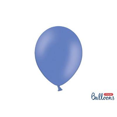10 PZ Palloncini Palloncino Lattice 27 cm BLU OLTREMARE Pastello