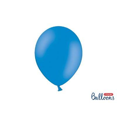 100 PZ Palloncini Palloncino Lattice 27 cm BLU FIORDALISO pastello