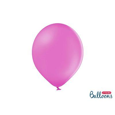 100 PZ Palloncini Palloncino Lattice 30 cm FUXIA pastello